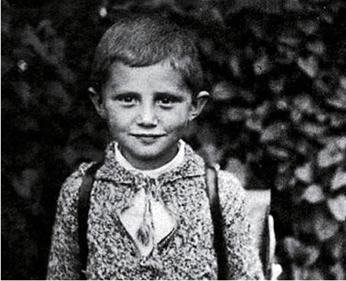 Ratzinger Child